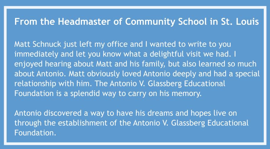 testimonialsheadmastercommunityschool